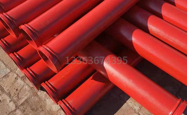 低压3米dn125地泵管
