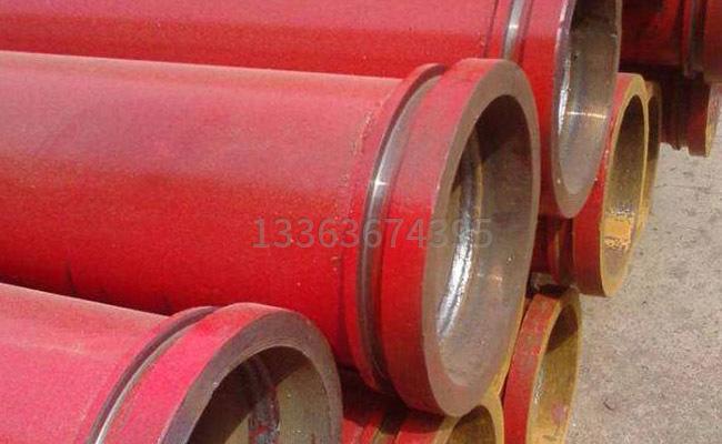 高压3米dn125地泵管