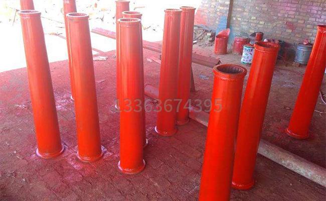 1.2米地泵变径管的图片