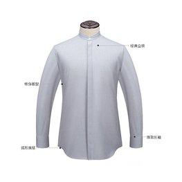 男士长袖衬衣08