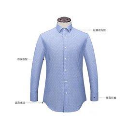 男士长袖衬衣09