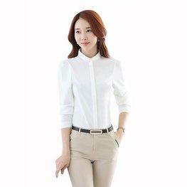 女士长袖衬衣10