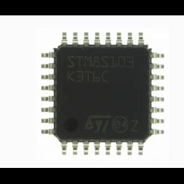8位软加密单片机破解提供.bin文件解密STM8S103