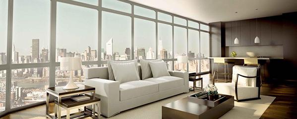 门窗定制采用优质铝合金型材