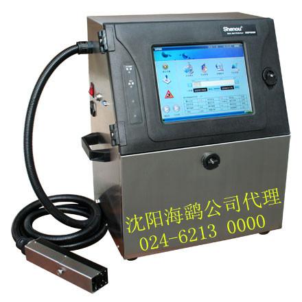 申甌小字符高速噴碼機SOP800