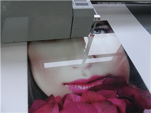 Is the printing cost of glass printers high