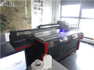 the advertising printing equipment