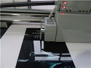 Uv printer's role in advertising printing