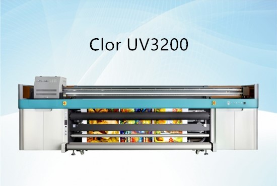 3200 uv inkjet printer