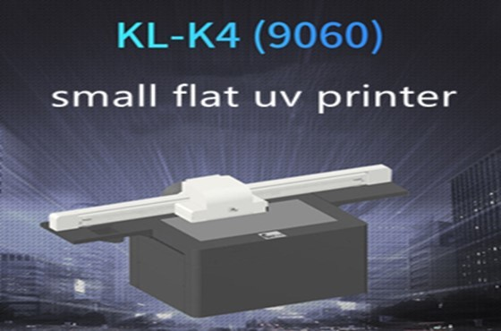 Small Flat UV Printer