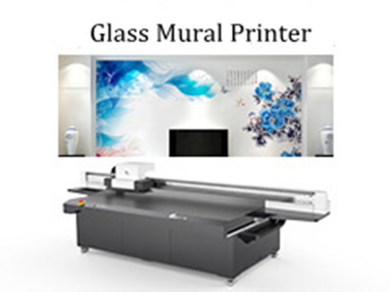 Glass Mural Printer
