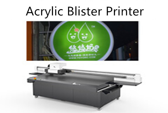 Acrylic Blister Printer