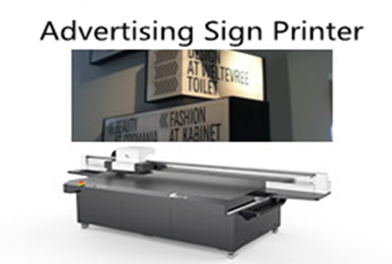 Advertising Sign Printer