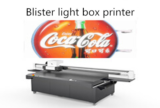 Blister light box printer