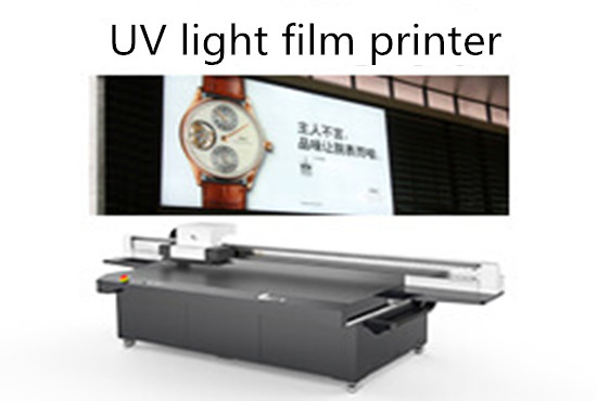 UV light film printer