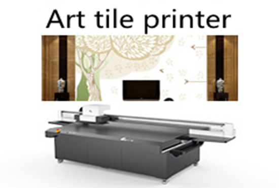 Art tile printer
