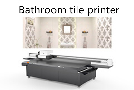 Bathroom tile printer