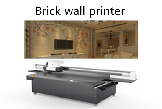 Brick wall printer