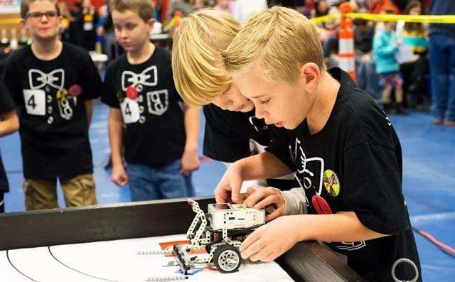 机器人编程赛事
