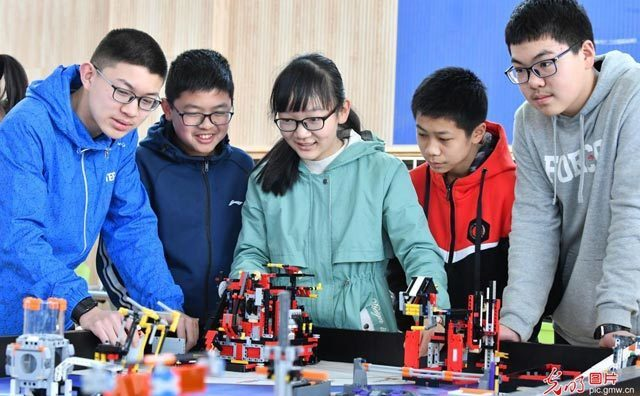奇咔咔乐高教育,让孩子在未来更具竞争力