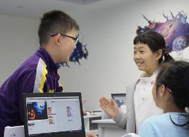 奇咔咔编程教育,从孩子的体验出发