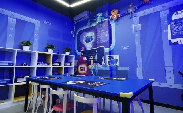 奇咔咔儿童乐高机器人教育机构