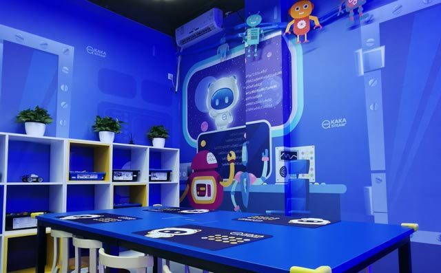 儿童机器人教育实践出真知