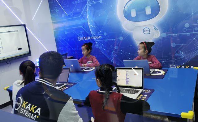 少儿编程课对于学习成长有帮助吗