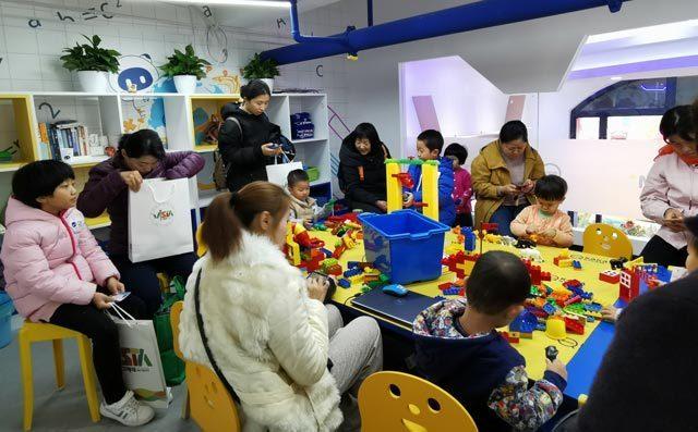 奇咔咔儿童乐高机构快乐式学习
