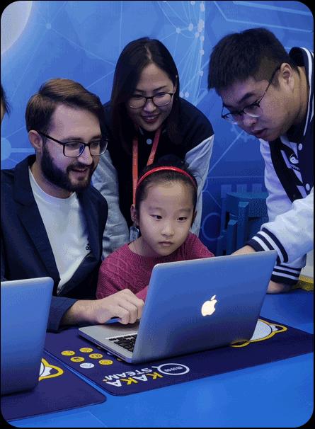 奇咔咔儿童编程课程展示