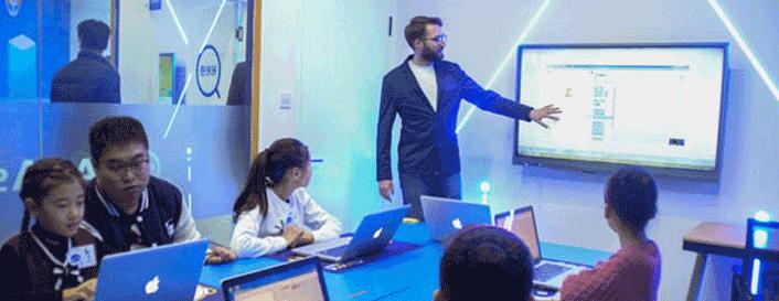儿童编程课程体系介绍