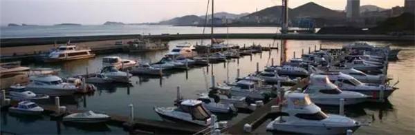 星海湾游艇码头