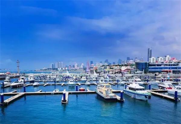 银海国际游艇码头