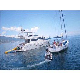 深圳七星湾帆船出海多少钱(帆船出海是什么样的体验)