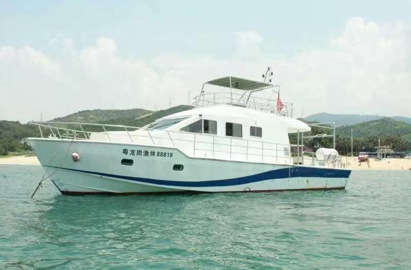 经济捕鱼游艇