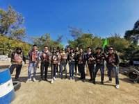德祐地产麒麟分公司深圳农家乐旅游年底团建活动圆满结束。