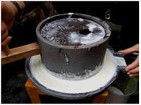 深圳农家乐大型亲子活动项目—石磨豆浆