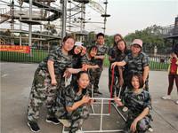 深圳公司团建户外拓展训练活动项目—呼吸的力量