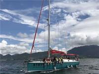 深圳团建一日游攻略:帆船出海+农家乐野炊+沙滩活动+烧烤