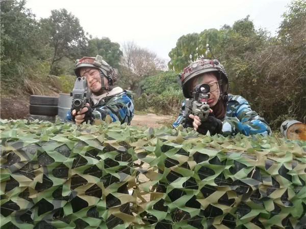 南澳CS野战