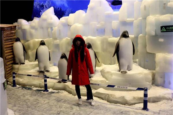 巽寮湾冰雪乐园