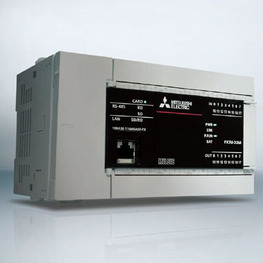 FX5UC-64MT/D三菱FX5U系列DC电源型PLC