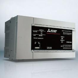 FX5UC-32MT/D 三菱PLC FX5UC系列DC电源16点入16点晶体管漏型输出