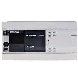 FX3G-60MT/DS 三菱PLC DC电源DC输入内置36入/24出晶体管漏型 FX3G-60MT/DS