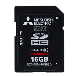 三菱存储卡 NZ1MEM-2GBSD