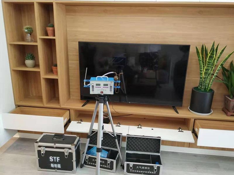 家庭室内空气检测案例