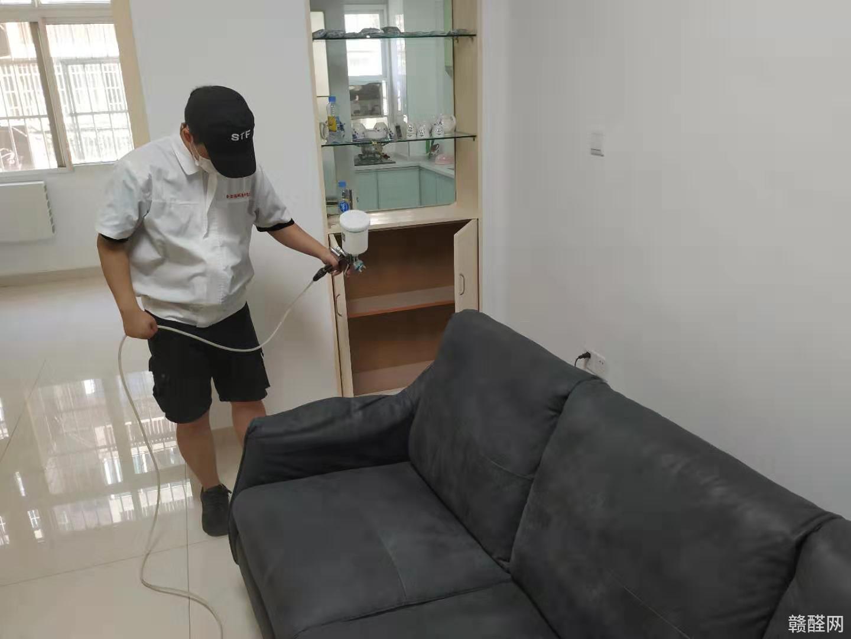南昌西湖区香江社区17栋家庭甲醛治理案例