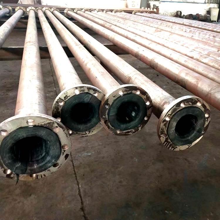钢衬丁基橡胶直管