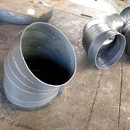 碳化铬堆焊弯头