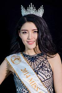 國際(ji)小(xiao)姐評委 羅舒潔(jie)